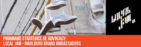 Advocacy Word of mouth - Evenimentul Local Jam